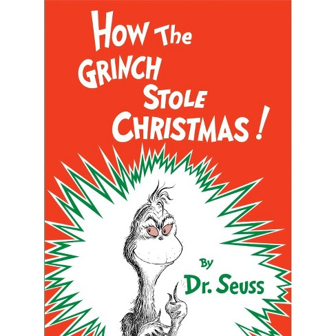 How the Grinch Stole Christmas! Party Ed (Hardcover) by Dr. Seuss - image 1 of 1