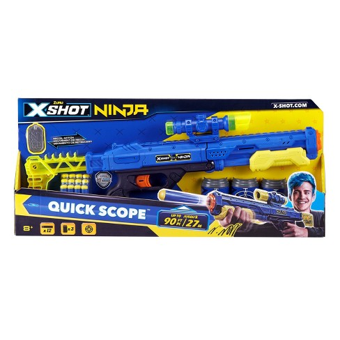 Zuru X-Shot  - Ninja Quickscope Blaster - image 1 of 4
