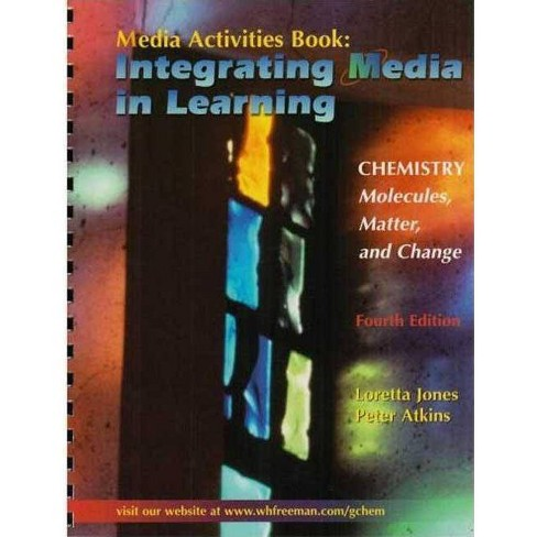 Mab Chemistry 4e - (Molecules, Matter and Change) 4 Edition (Paperback) - image 1 of 1