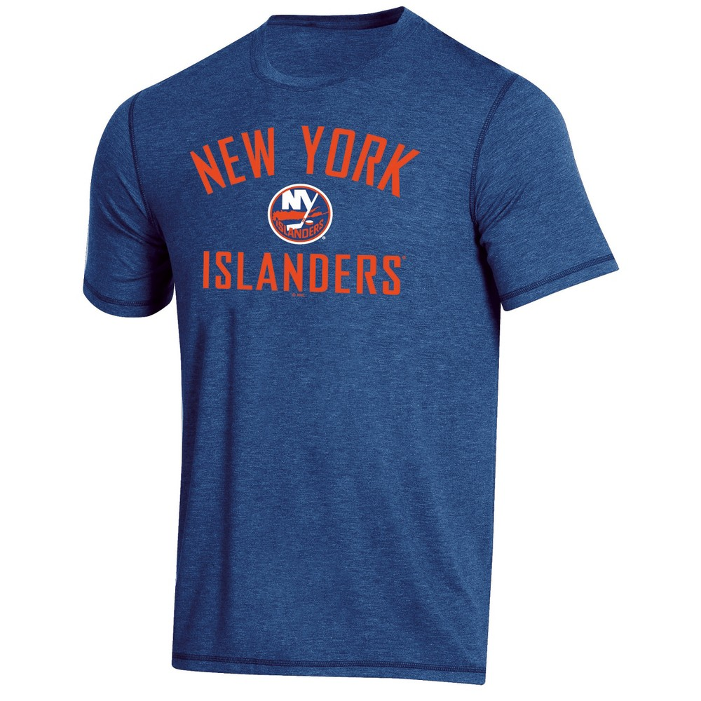 New York Islanders Men's Athleisure T-Shirt - XL, Multicolored