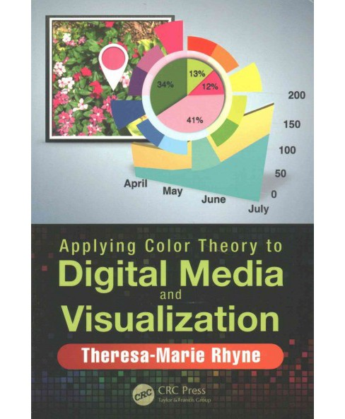 Applying Color Theory to Digital Media and Visualization (Paperback) (Theresa-Marie Rhyne) - image 1 of 1
