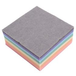 32ct Pastel Felt Squares - Hand Made Modern