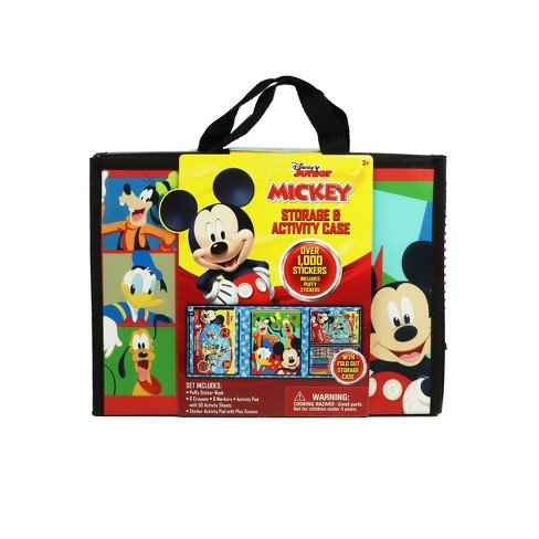 Disney Mickey Mouse Craft Storage & Activity Case - image 1 of 4