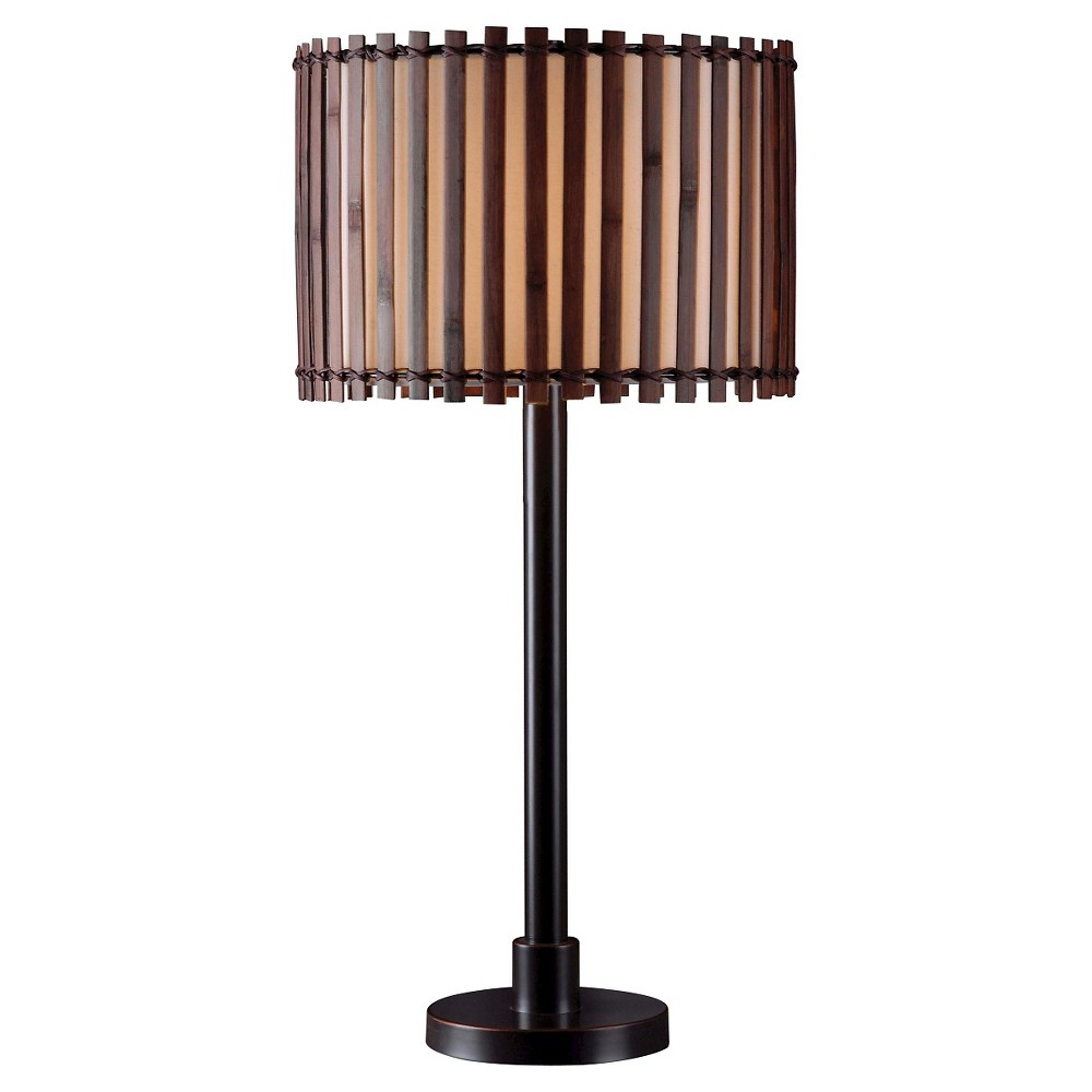 Image of Bora Outdoor table lamp, Bronze