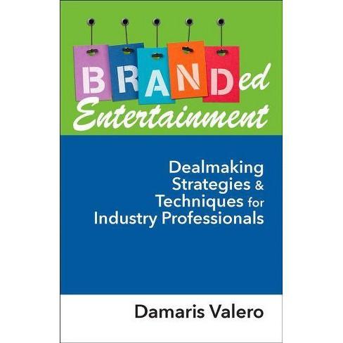 Branded Entertainment - by  Damaris Valero (Hardcover) - image 1 of 1