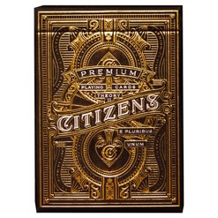 Citizen Playing Cards, playing cards