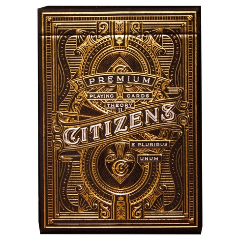 Citizen Playing Cards - image 1 of 4