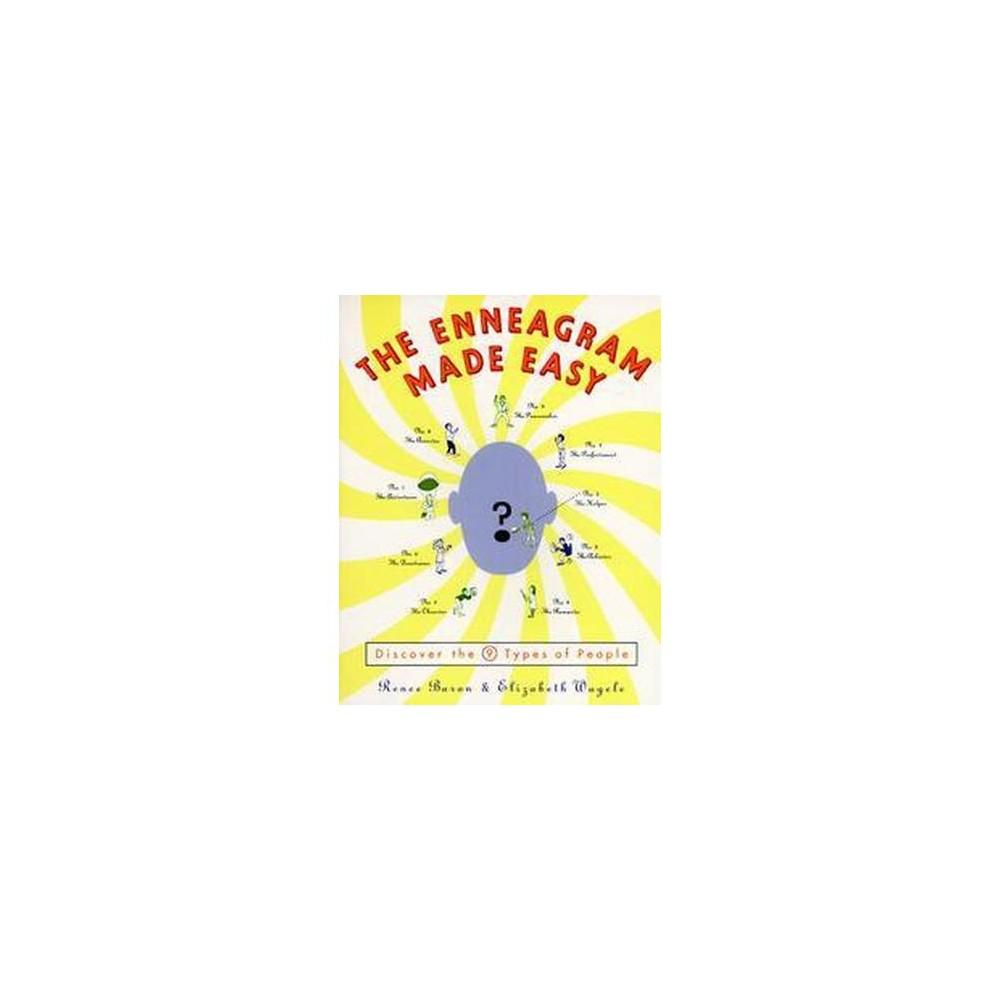 The Enneagram Made Easy By Renee Baron Elizabeth Wagele Paperback