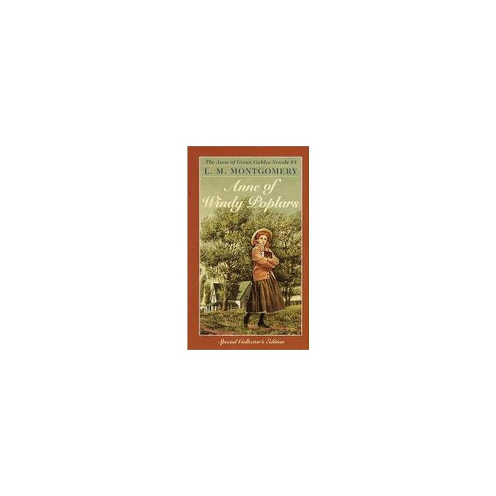 Anne of Windy Poplars (Paperback) (L. M. Montgomery)
