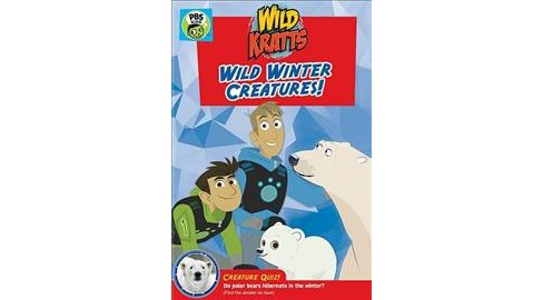 Wild Kratts: Wild Winter Creatures (DVD) - image 1 of 1