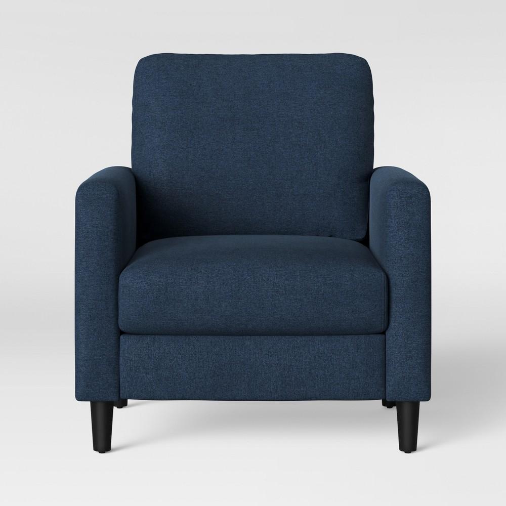 Pleasing Bellingham Chair Dark Blue Project 62 Bralicious Painted Fabric Chair Ideas Braliciousco