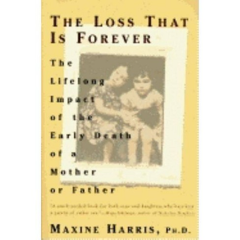 The Loss That Is Forever - by  Maxine Harris (Paperback) - image 1 of 1
