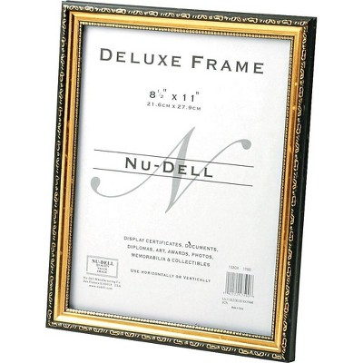 Artistic Deluxe Document Frame Gold 17500