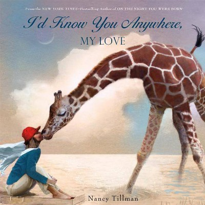 I'd Know You Anywhere My Love by Nancy Tilman (Board Book)