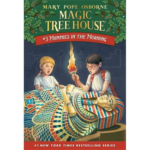 Mummies in the Morning (Magic Tree House Book 3) (Paperback) (Mary Pope Osborne) - image 1 of 1