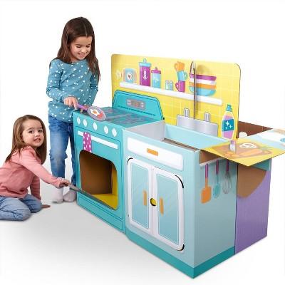 WowWee Pop2Play 2-in-1 Kitchen & Nursery