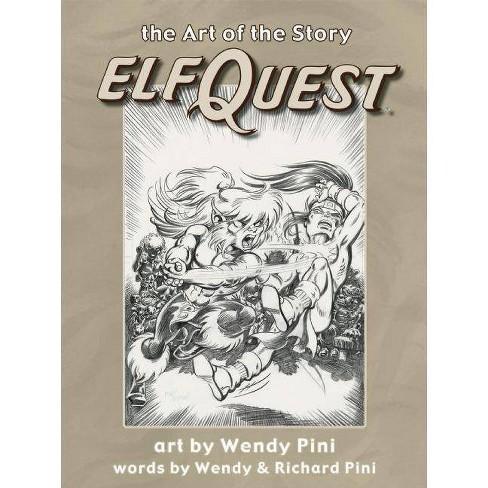 Elfquest - (Hardcover) - image 1 of 1
