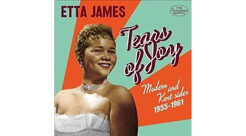 Etta James - Tears Of Joy (Vinyl) - image 1 of 1