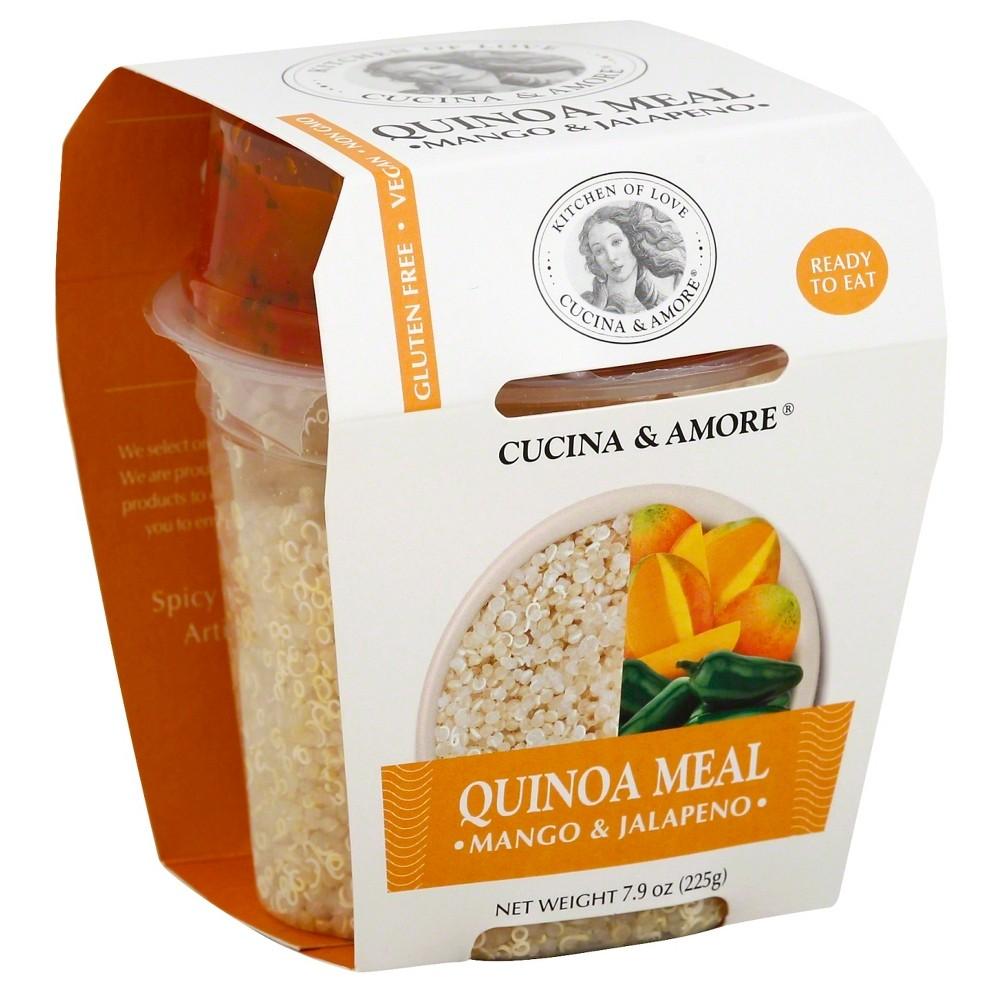 Cucina & Amore Mango Jalapeno Quinoa 7.9oz