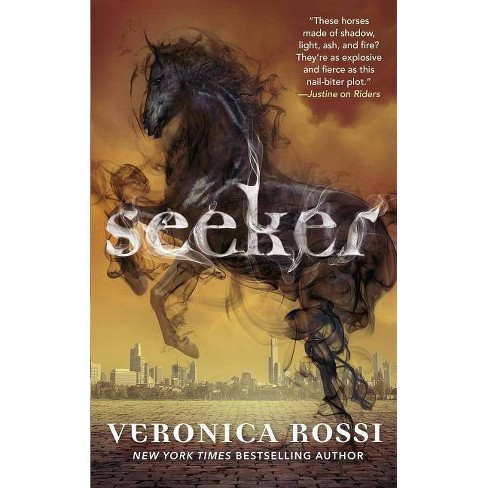 Seeker - (Riders) by  Veronica Rossi (Paperback) - image 1 of 1