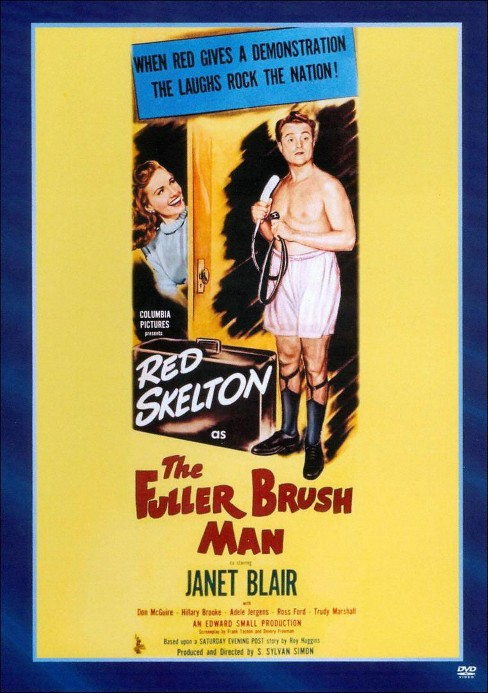 Fuller brush man (DVD) - image 1 of 1