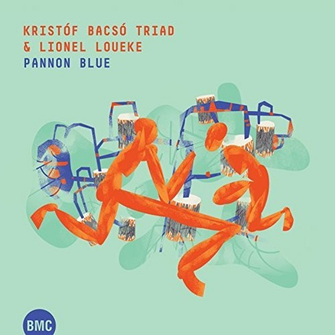 Kristof Quart Bacso - Pannon Blue (CD) - image 1 of 1