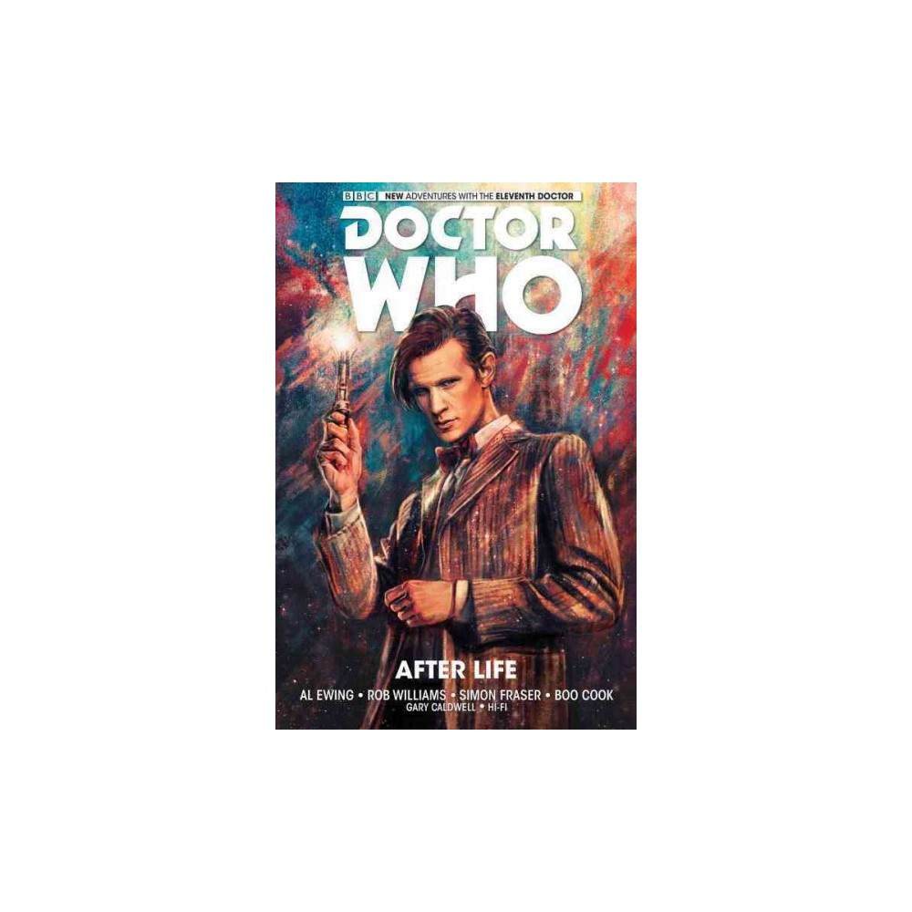 Doctor Who: The Eleventh Doctor 1 ( Doctor Who: the Eleventh Doctor) (Hardcover)
