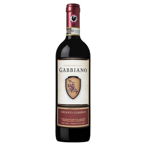 Castello Di Gabbiano® Chianti - 750mL Bottle - image 1 of 1