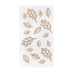 Leaf Print Disposable Napkins - Spritz™