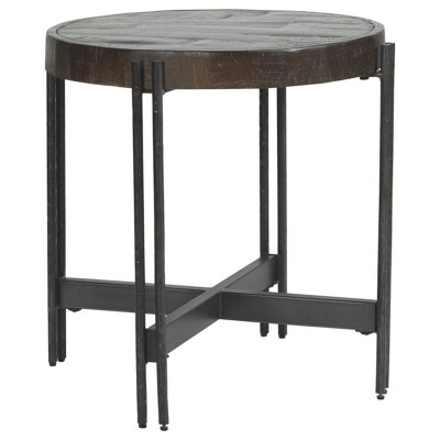 Jillenhurst End Table Dark Brown - Signature Design by Ashley