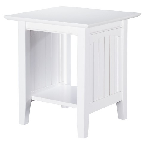 Atlantic Furniture Nantucket End Table - image 1 of 3