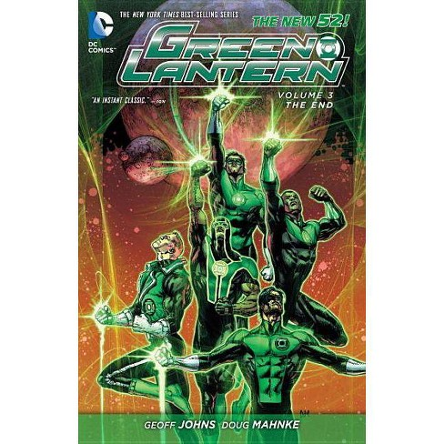 The End - (Green Lantern (DC Comics)) by  Geoff Johns (Paperback) - image 1 of 1