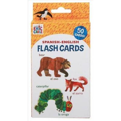 World of Eric Carle Spanish-English Flash Cards - CRDS BLG (Paperback)