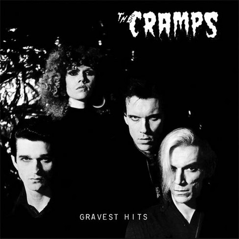 Cramps - Cramps:Gravest hits (Vinyl) - image 1 of 1
