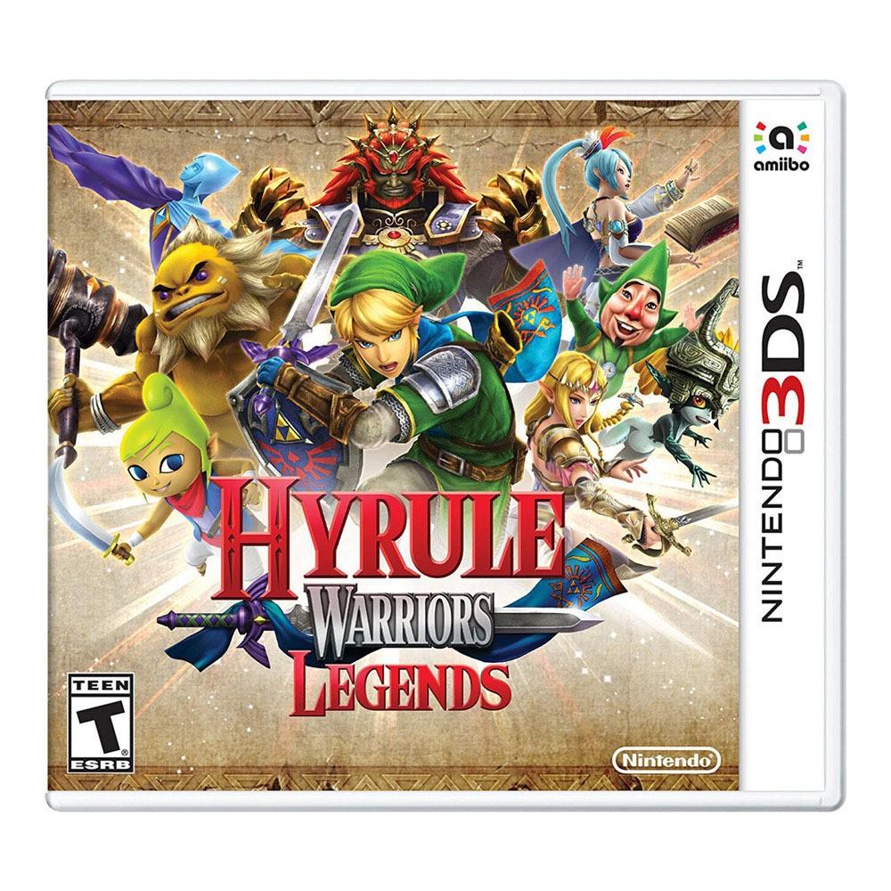 Hyrule Warriors: Legends - Nintendo 3DS (Digital)