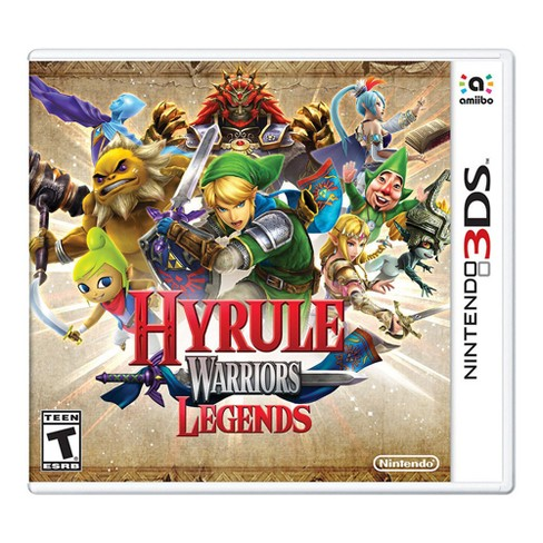 Hyrule Warriors: Legends - Nintendo 3DS Digital - image 1 of 1