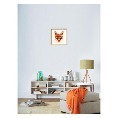 big town fox by robert farkas framed art print art com target