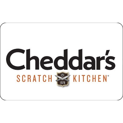 Cheddar's Scratch Kitchen $25 (Email Delivery)