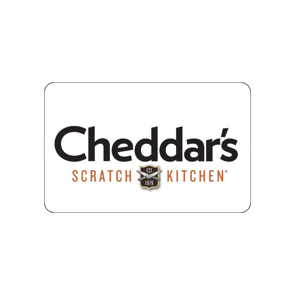 Cheddar's Scratch Kitchen Gift Card (Email Delivery) Cheddar's Scratch Kitchen Gift Card (Email Delivery)