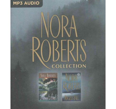 River's End / Angels Fall (MP3-CD) (Nora Roberts) - image 1 of 1