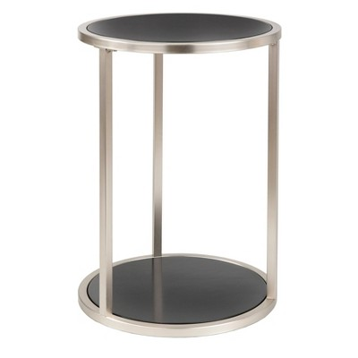 Mae Side Table Black - Angelo Home