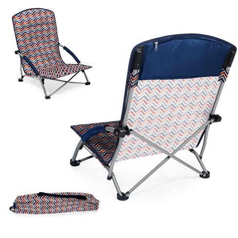 Picnic Time Tranquility Chair Portable Beach Chair - Vibe