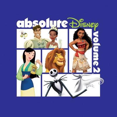 Various Artists - Absolute Disney Vol. 2 (CD)