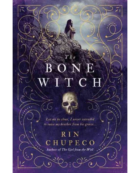 Bone Witch (Hardcover) (Rin Chupeco) - image 1 of 1