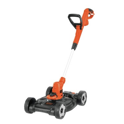 Black & Decker MTE912 6.5 Amp 3-in-1 Trimmer/Edger & Mower