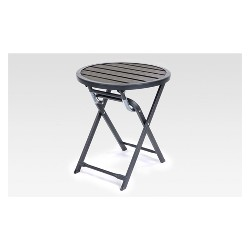 Bryant Faux Wood Folding Patio Accent Table - Project 62™