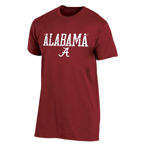 NCAA Alabama Crimson Tide Men's Short Sleeve T-Shirt - image 1 of 2
