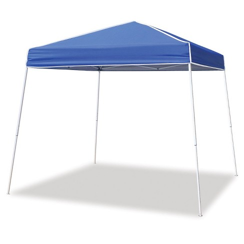 Pop Up Canopy Tent >> Z Shade 12 X12 Horizon Instant Pop Up Shade Canopy Tent Shelter Blue 2 Pack