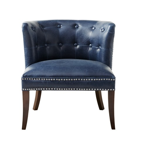 Bennett Accent Chair Navy - image 1 of 5