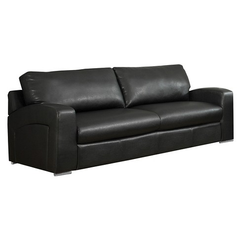 Loveseat - Black - EveryRoom - image 1 of 2